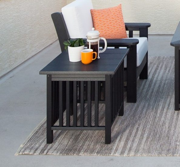 Finch Mission Deep Seat Side Table