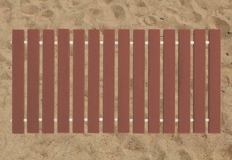 Roll-Out Walkway In Evergrain Composite Deck Board – 4 Colors Available