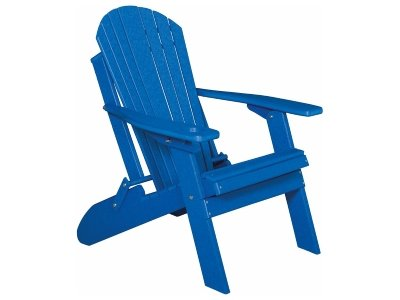 Amish Poly Adirondack Chair