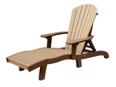 Amish Outdoor Lounge Chair