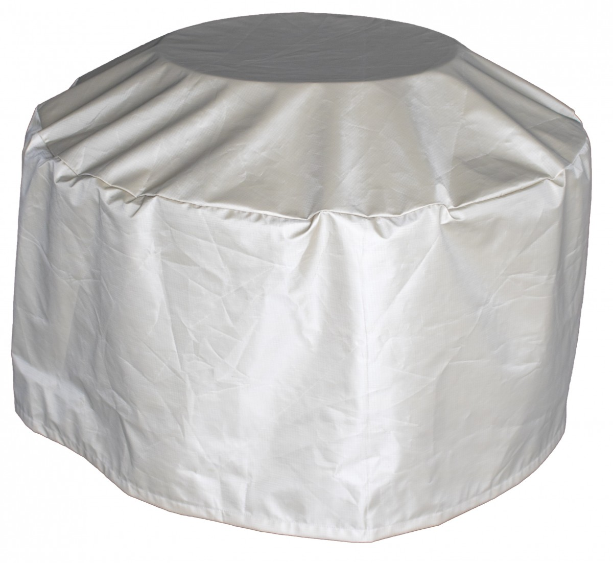 Berlin Gardens Donoma 46″ Round Fire Pit And Fire Table Cover