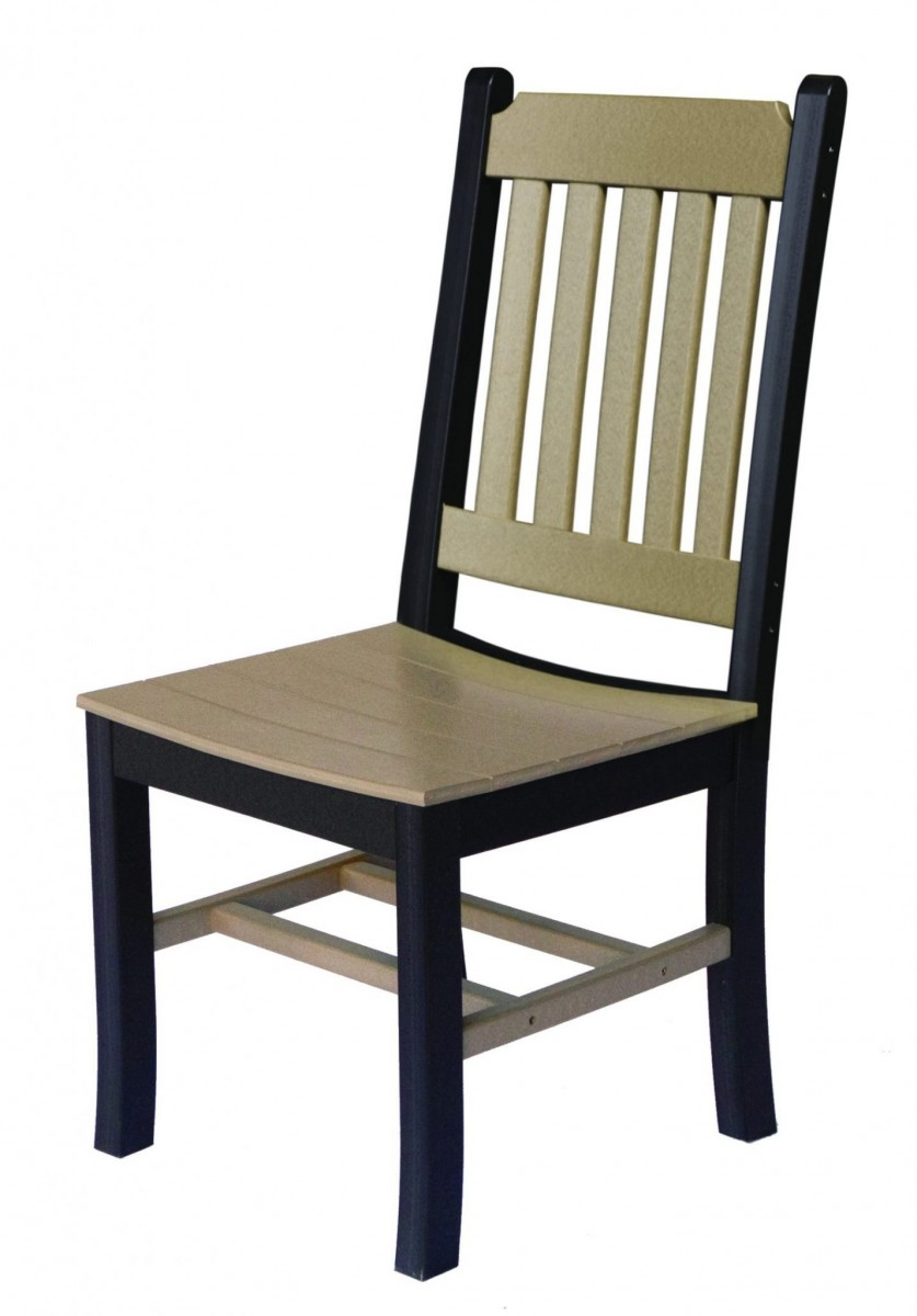 Berlin Gardens Poly Garden Mission Dining Chair