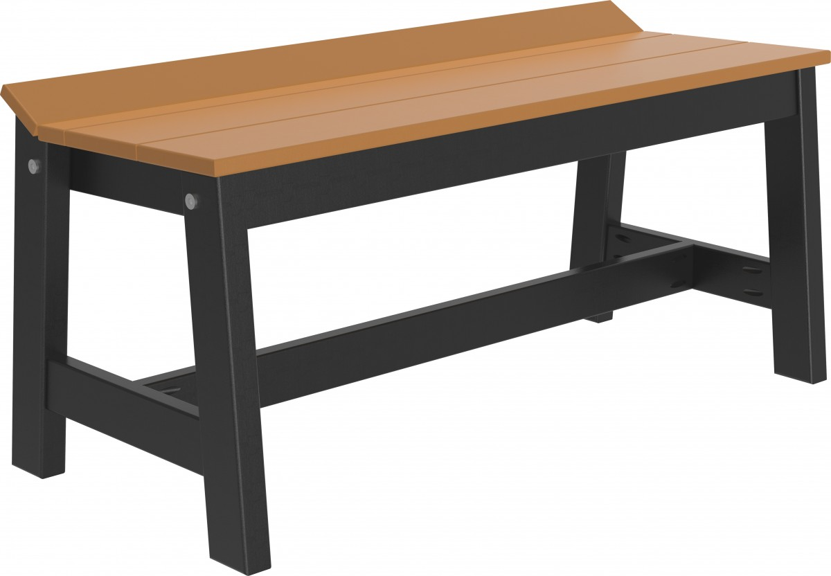 Luxcraft Outdoor Poly 41″ Cafe Dining Bench