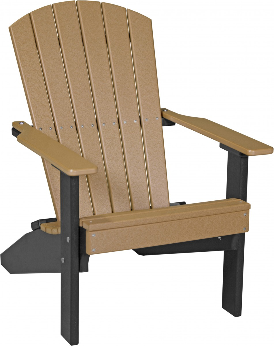 Luxcraft Lakeside Adirondack Chair In Premium Recycled Plastic
