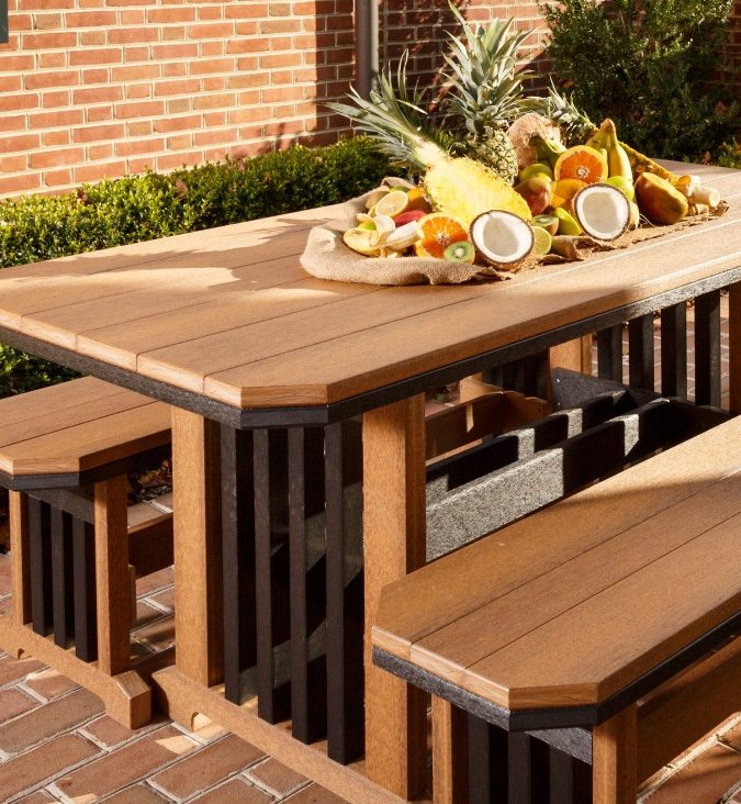 Finch Mission Dining Table-Multiple Sizes